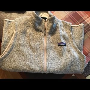 Patagonia Sweater Vest - ladies size small